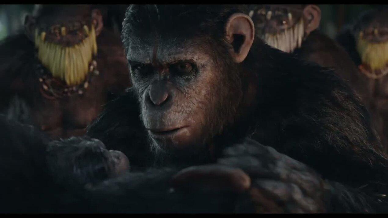 Планета обезьян: Революция - дублированный трейлер