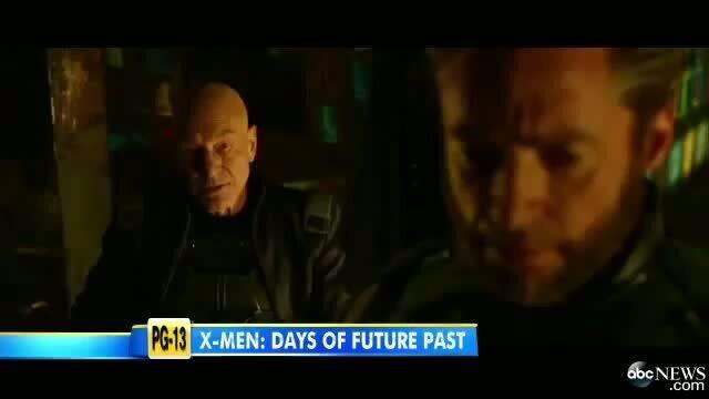 Люди Икс: Дни минувшего будущего - отрывок 6