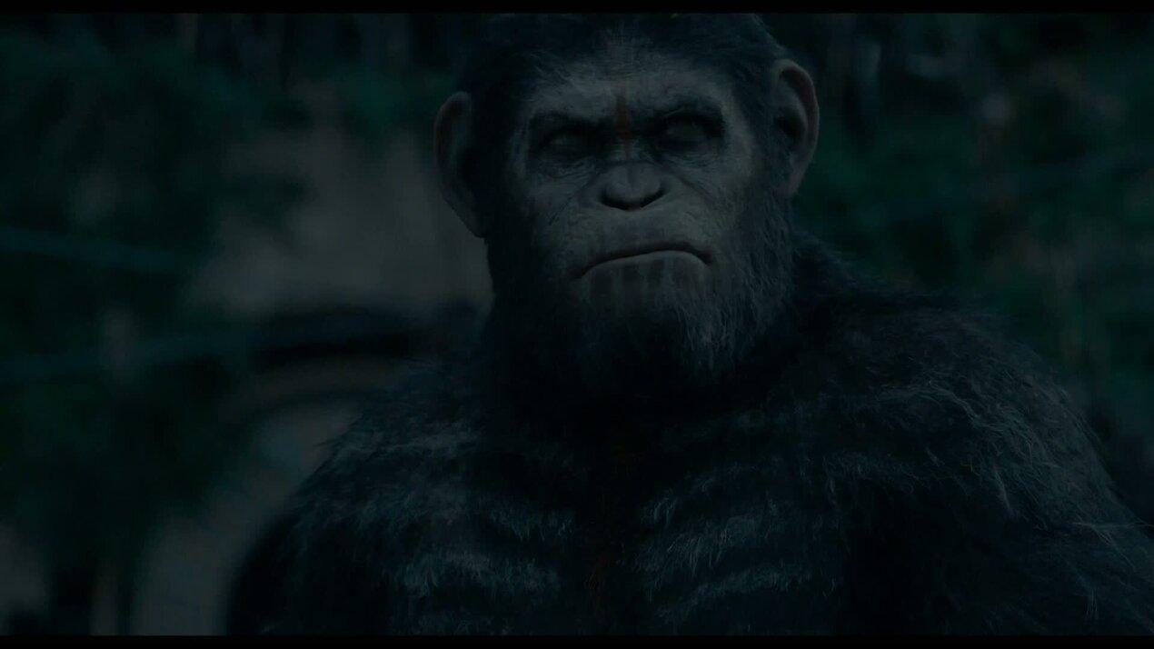 Планета обезьян: Революция - международный трейлер 2