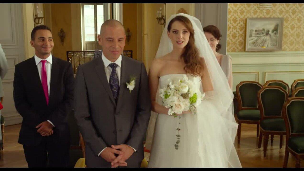Безумная свадьба - дублированный трейлер