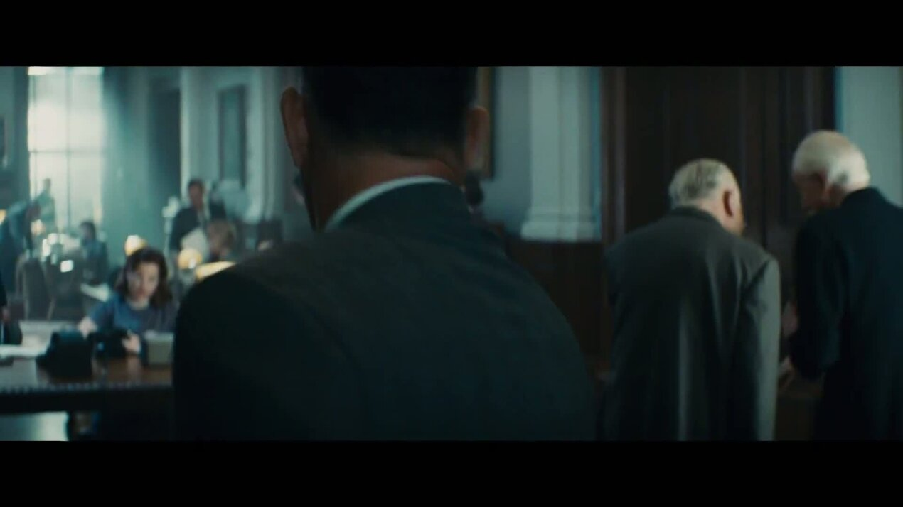 Шпионский мост - международный трейлер