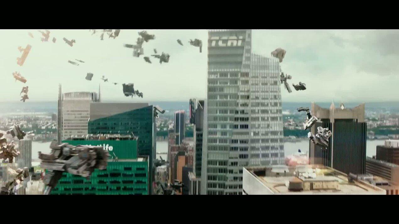 Черепашки-ниндзя 2 - трейлер