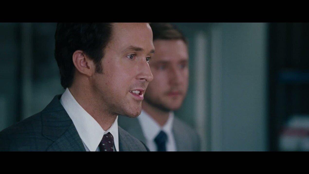 Игра на понижение - ролик о создании 4: о персонаже Райана Гослинга