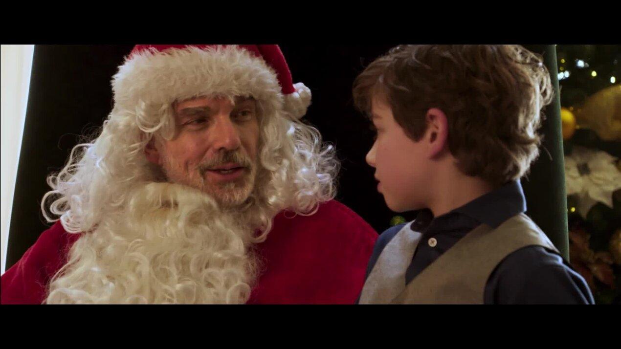 Плохой Санта 2 - дублированный трейлер без цензуры