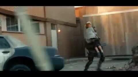 Инопланетное вторжение: Битва за Лос-Анджелес - ТВ ролик
