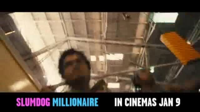 Миллионер из трущоб - трейлер 2