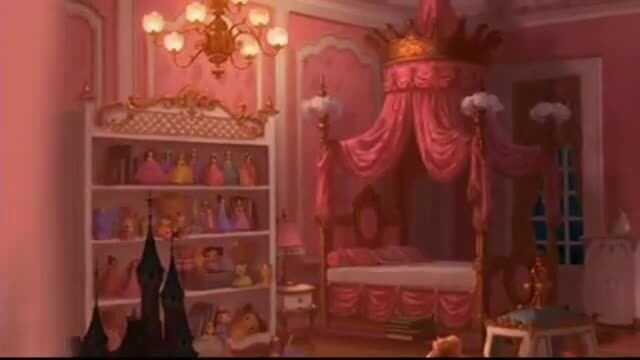 Принцесса и лягушка - отрывок 1