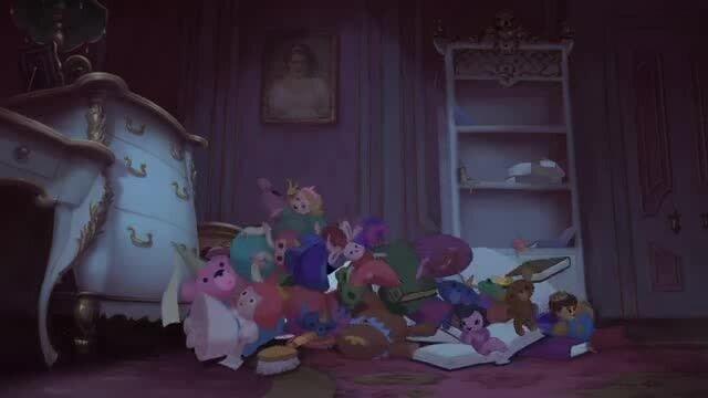 Принцесса и лягушка - отрывок 2