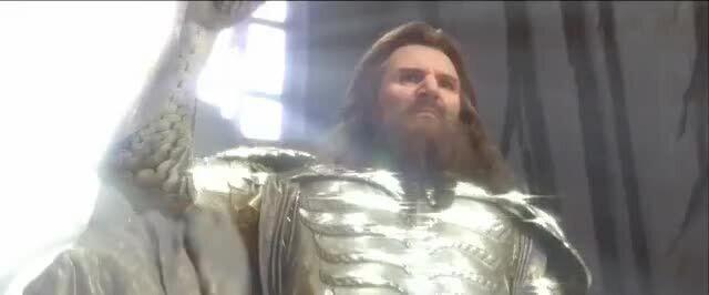 Битва Титанов - дублированный трейлер
