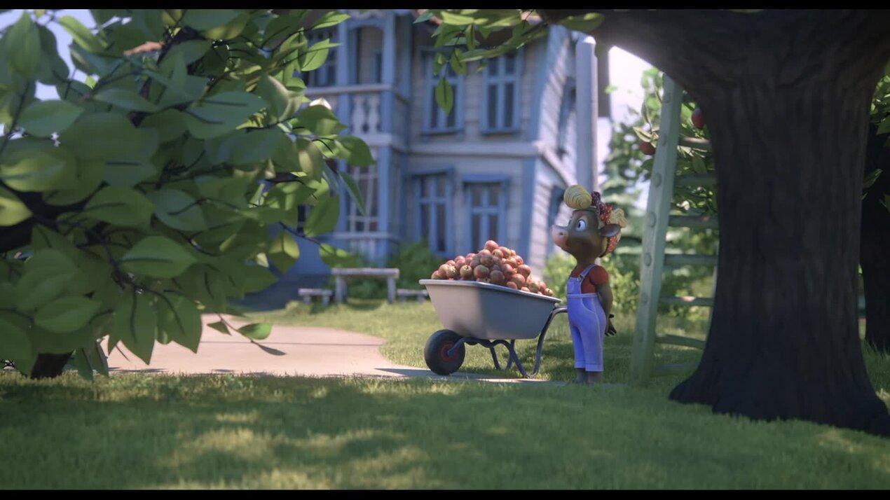 Веселая ферма - трейлер