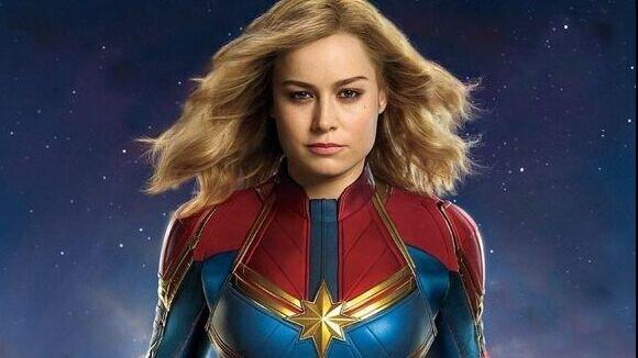 Капитан Марвел - дублированный тизер-трейлер
