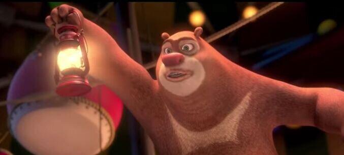 Мишки Буни: Тайна цирка - дублированный трейлер
