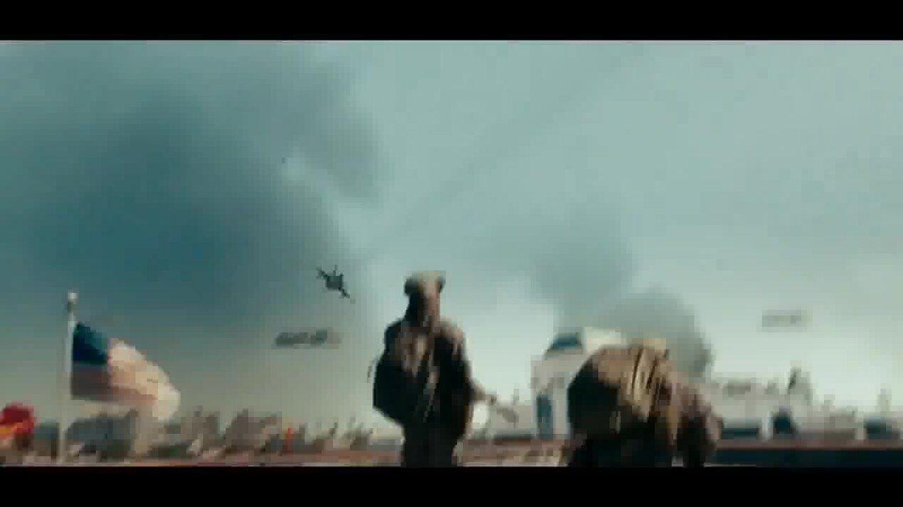 Инопланетное вторжение: Битва за Лос-Анджелес - ТВ ролик 5