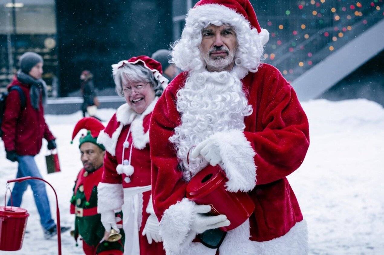 Плохой Санта 2 - трейлер в переводе Гоблина