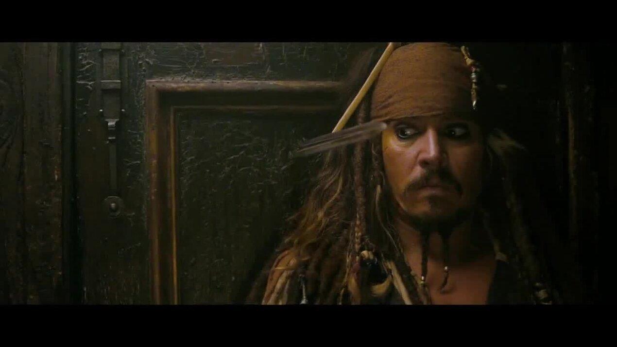 Пираты Карибского моря: На странных берегах - мировая премьера