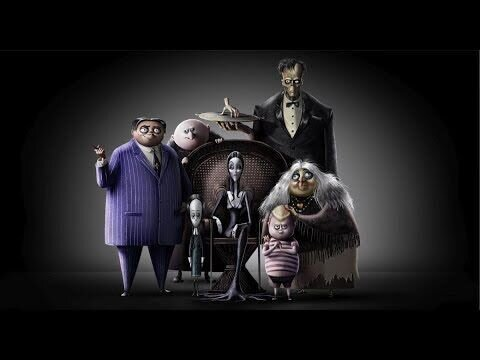 Семейка Аддамс - trailer