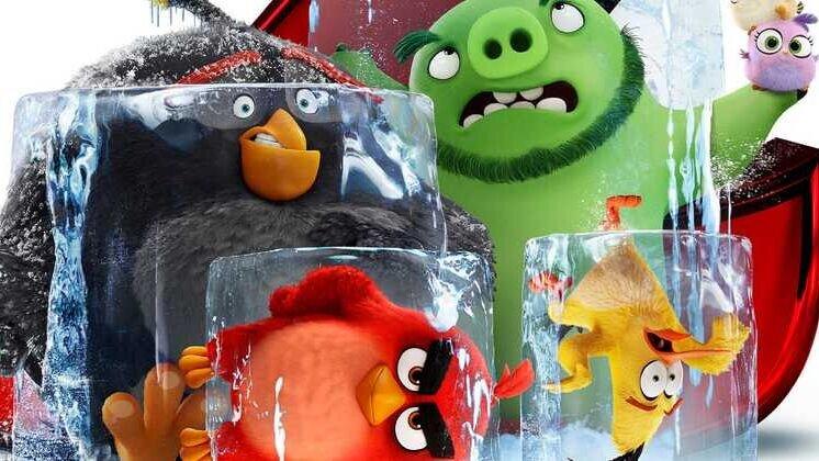 Angry Birds 2 в кино - trailer