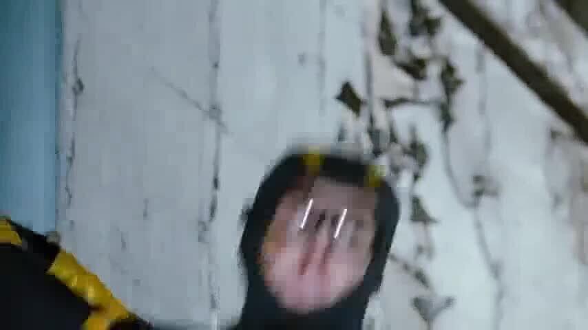 Грифф-невидимка - трейлер