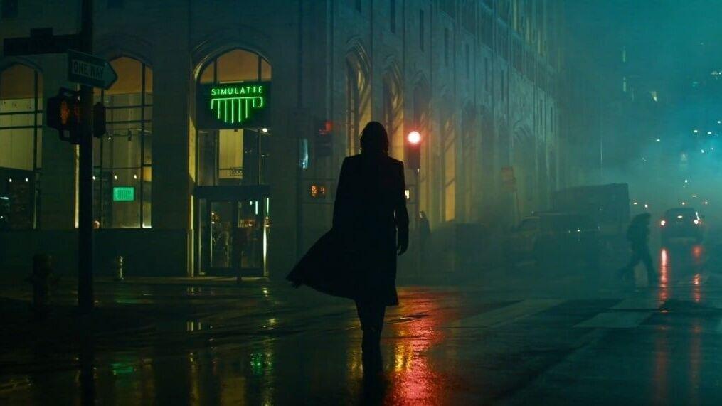 Матрица: Воскрешение - дублированный трейлер