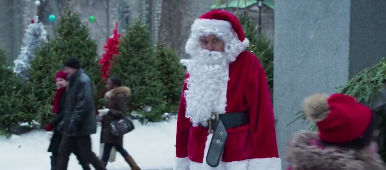 Плохой Санта 2 - трейлер без цензуры