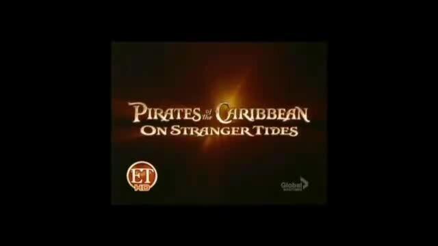 Пираты Карибского моря: На странных берегах - репортаж канала \
