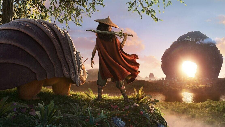 Райя и последний дракон - дублированный трейлер