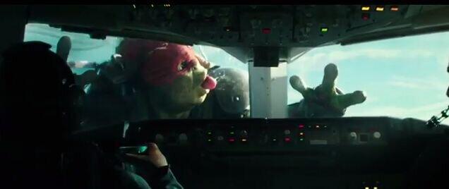 Черепашки-ниндзя 2 - трейлер 3