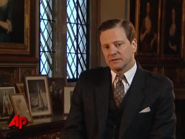 Король говорит! - интервью с актерами