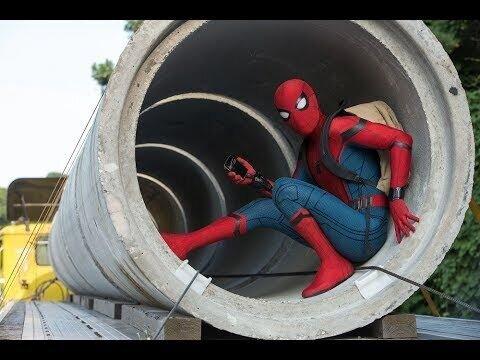 Человек-паук: Возвращение домой - дублированный трейлер 3