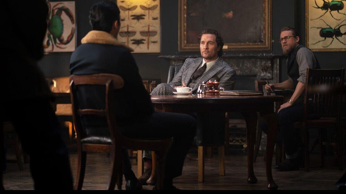 Джентльмены - trailer 2