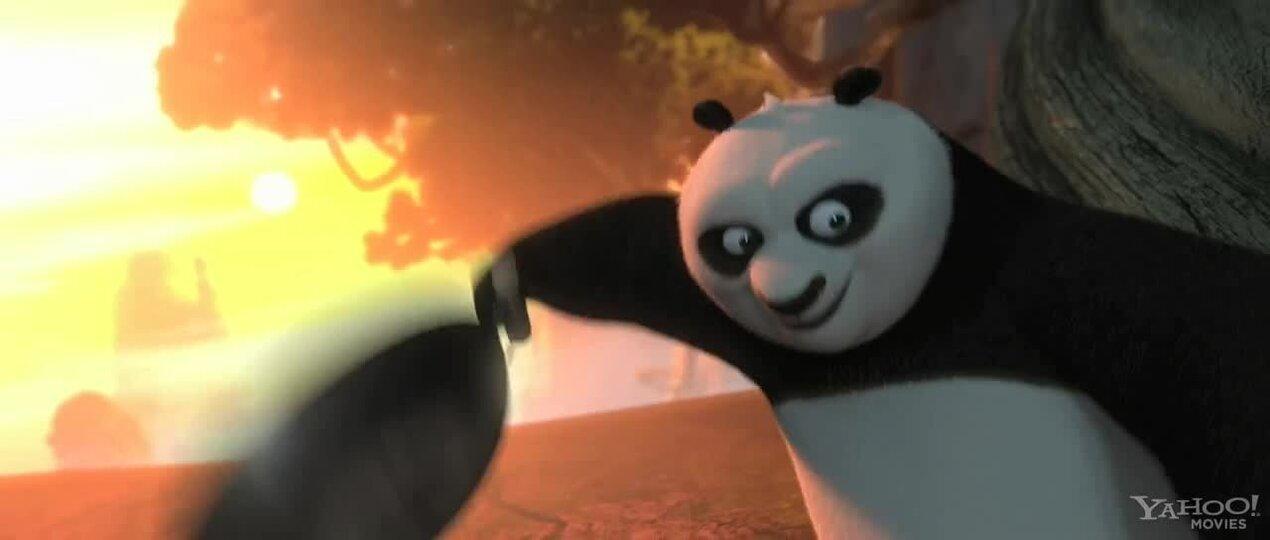 Кунг-Фу Панда 2 - Ролик для Суперкубка