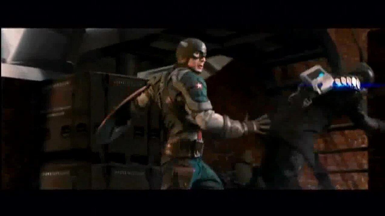 Первый мститель - тв ролик 7