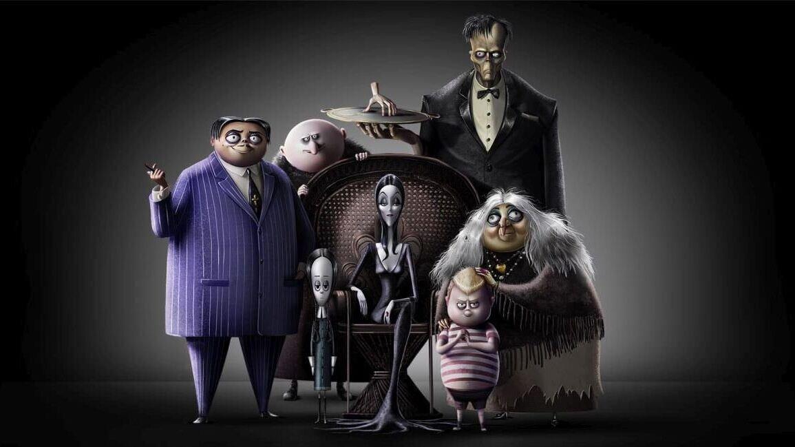 Семейка Аддамс - дублированный трейлер
