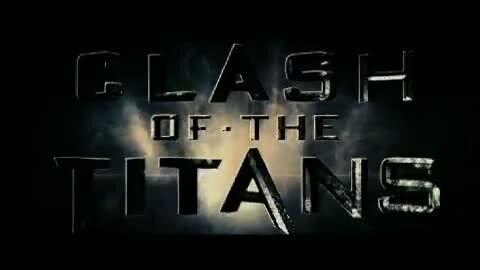 Битва Титанов - репортаж о съемках