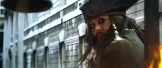 Пираты Карибского моря: На странных берегах - дублированный ТВ ролик