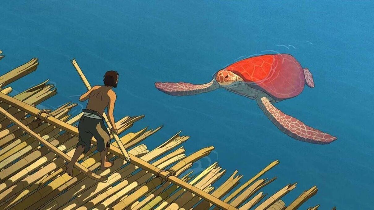 Красная черепаха - дублированный трейлер