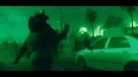 Инопланетное вторжение: Битва за Лос-Анджелес - ролик для Суперкубка