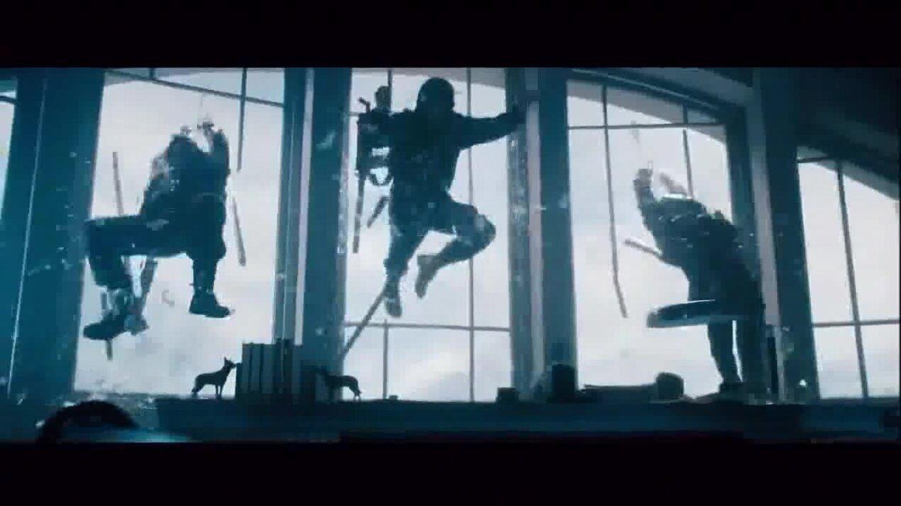 Первый мститель - тв ролик 3