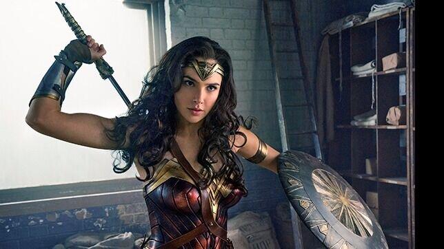 Чудо-женщина - трейлер Comic con