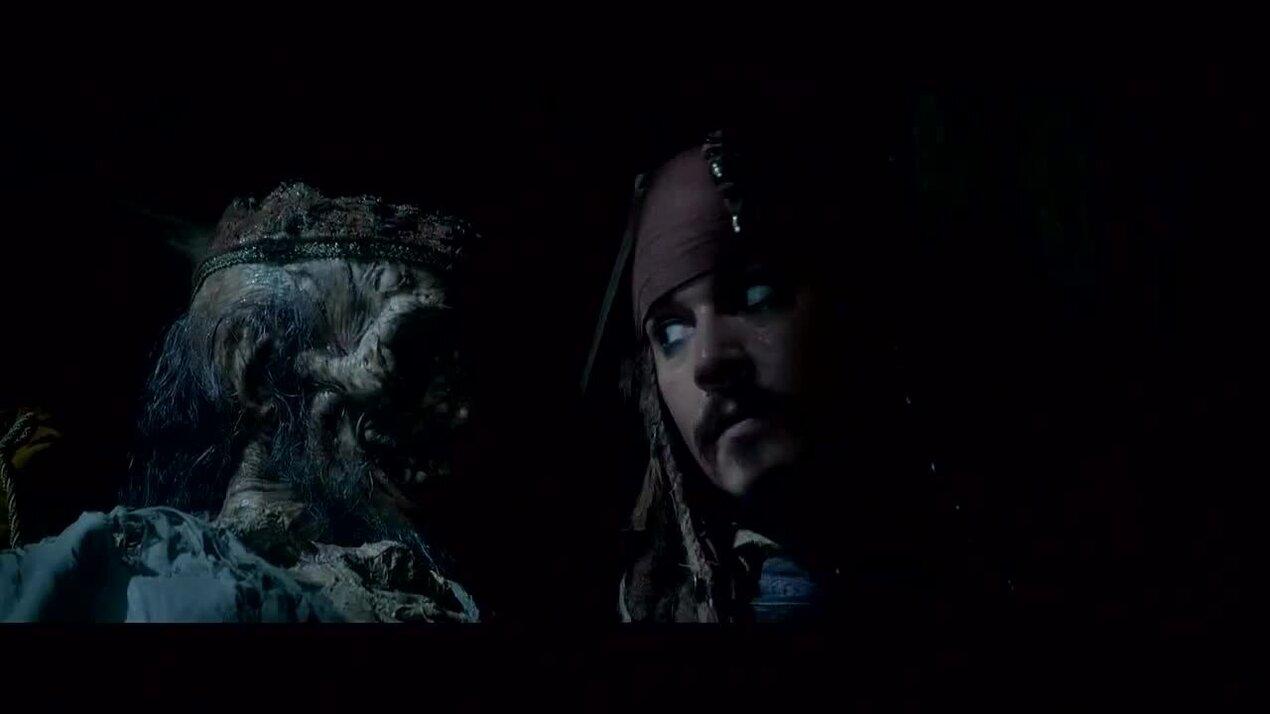 Пираты Карибского моря: На странных берегах - тв ролик 1