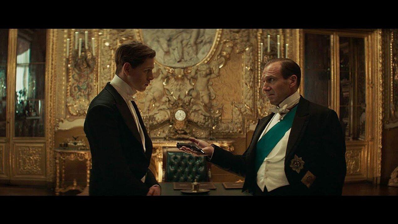 King's man: Начало - второй дублированный трейлер