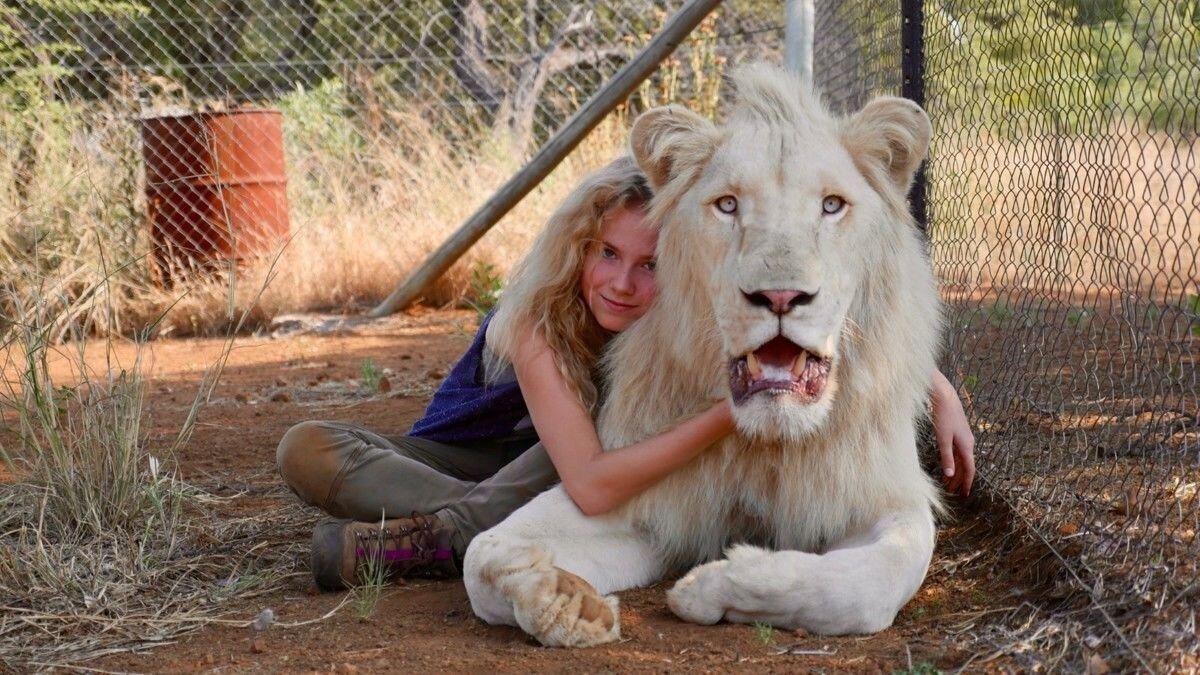 Миа и белый лев - дублированный трейлер