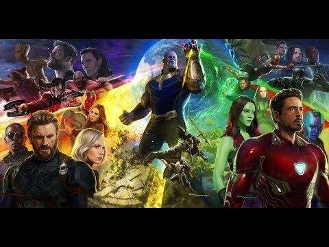 Мстители: Война бесконечности - дублированный тизер-трейлер