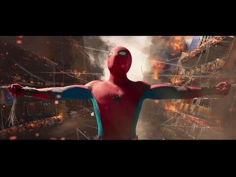 Человек-паук: Возвращение домой - дублированный трейлер 2