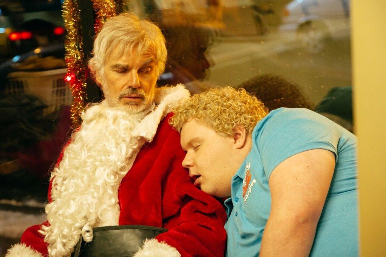 Плохой Санта 2 - дублированный трейлер без цензуры 2