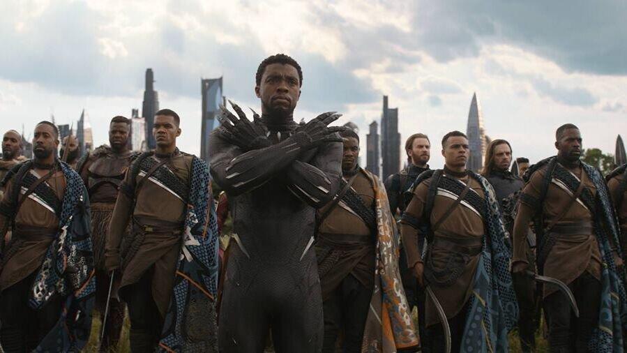 Мстители: Война бесконечности - дублированный трейлер