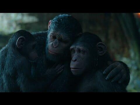 Планета обезьян: Война - дублированный трейлер 2
