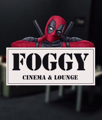 Антикинотеатр Foggy - Cinema&Lounge