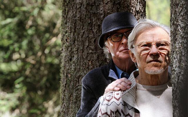 Кадр из фильма «Молодость»